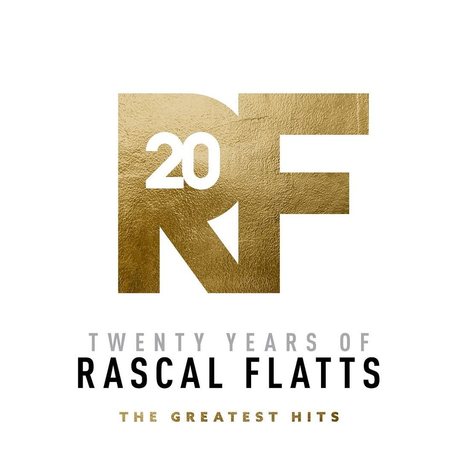 Photo - Superstar country vocal group Rascal Flatts - lead singer Gary LeVox, bassist Jay DeMarcus and guitarist Joe Don Rooney, who hails from Picher - is celebrating their milestone 20th year with their fans with the new compilation
