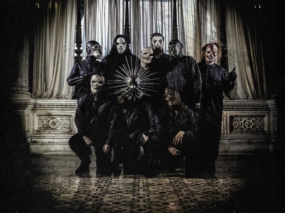 Photo - Slipknot [Photo provided]