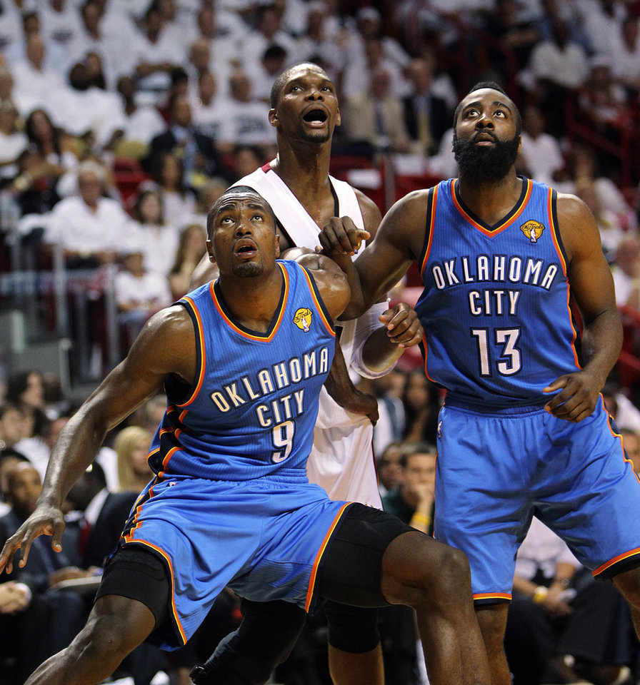 James Harden Basketball Camp: OKC Thunder Confirms Serge Ibaka Has Agreed To Terms On
