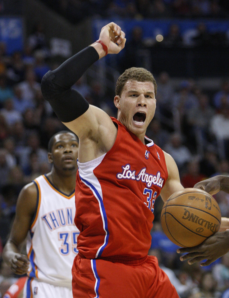 2179f93904dcc OKC Thunder fans who booed Blake Griffin should be embarrassed