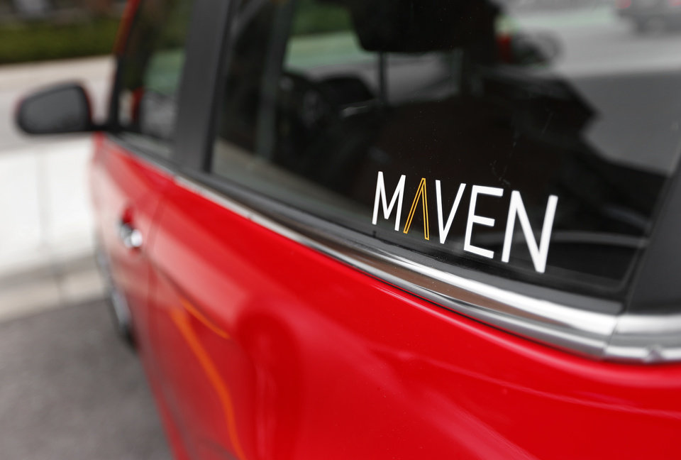 new car releases in april 2016GMs Maven carsharing service launches in New York  News OK