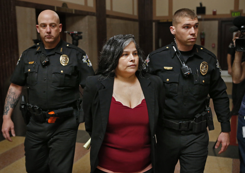 Gomez was convicted Thursday of killing her daughter