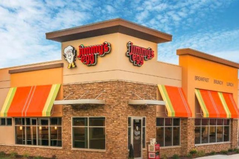 Photo -  A new Jimmy's Egg location in Lincoln, Neb., is shown. [Photo provided]