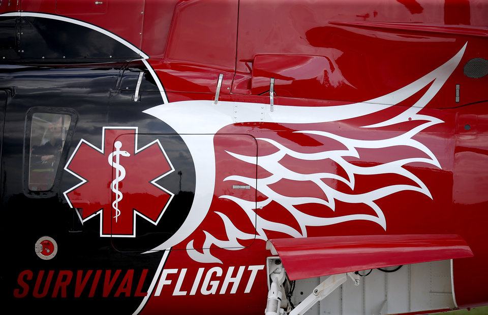 Medical helicopters are becoming more common in Oklahoma skies