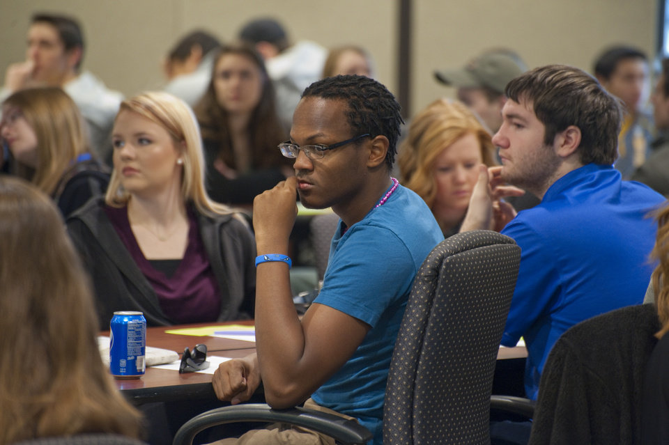 Photo - Congratulations! You made a good choice to get an education, finish a degree or take classes to support a career change. It's never been a better time and more important. By 2020, 37 percent of the jobs in Oklahoma will require an associate's degree, bachelor's degree or higher, according to a Georgetown University study. Time is ticking. Photo courtesy of Rose State College.