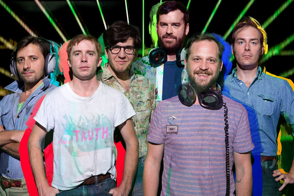 Photo - Dr. Dog. [Photo provided]