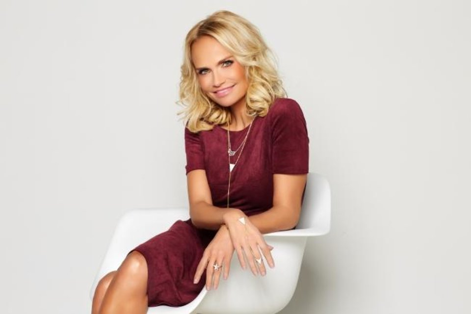 Photo -  Kristin Chenoweth. [Photo provided]