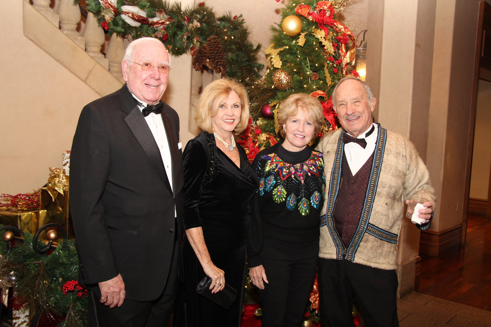 Photo - Dave Bash, Juli Dines, Marla Balentine, Don Miller. PHOTO PROVIDED