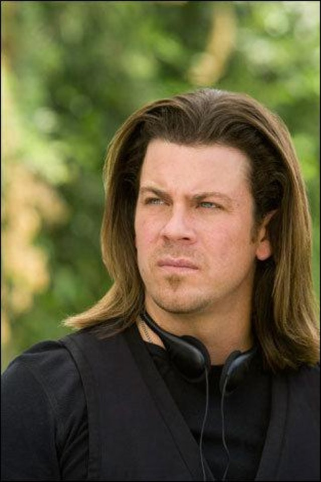 Photo - Christian Kane, who hails from Norman, plays heavy-hitter Eliot Spencer on the TV show