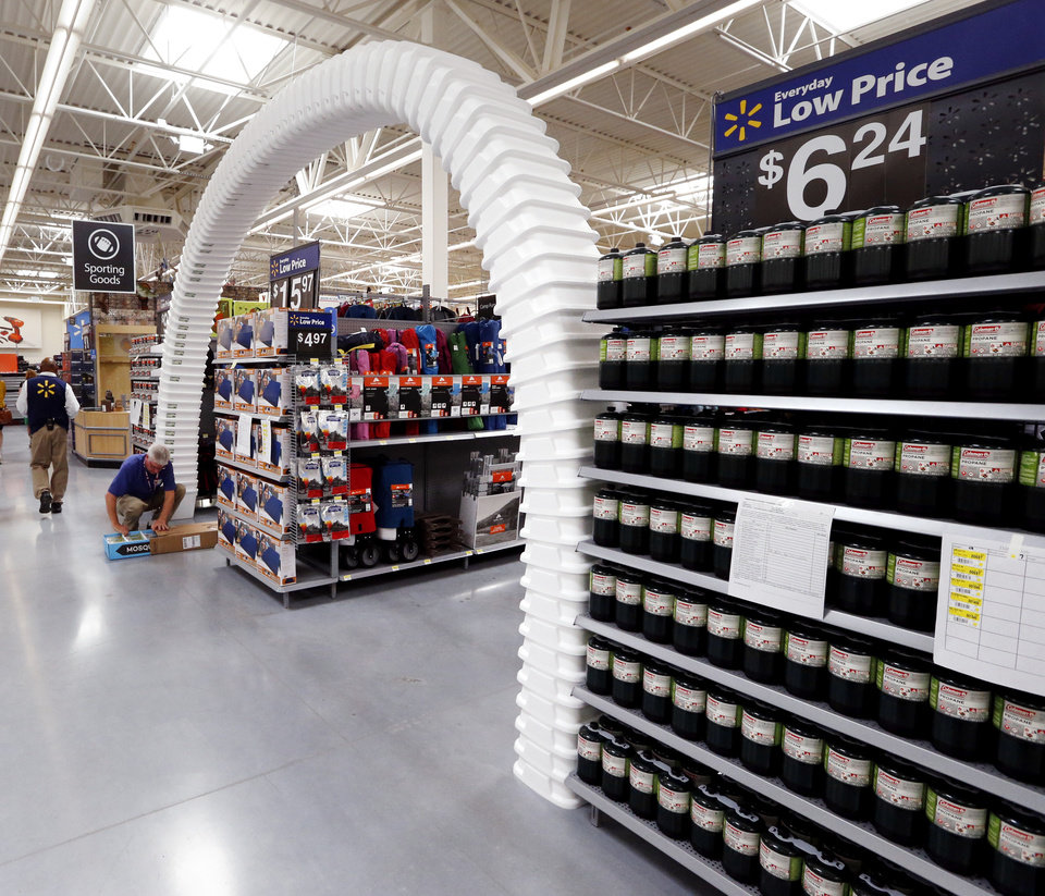 Walmart continues rapid expansion in Oklahoma City | News OK