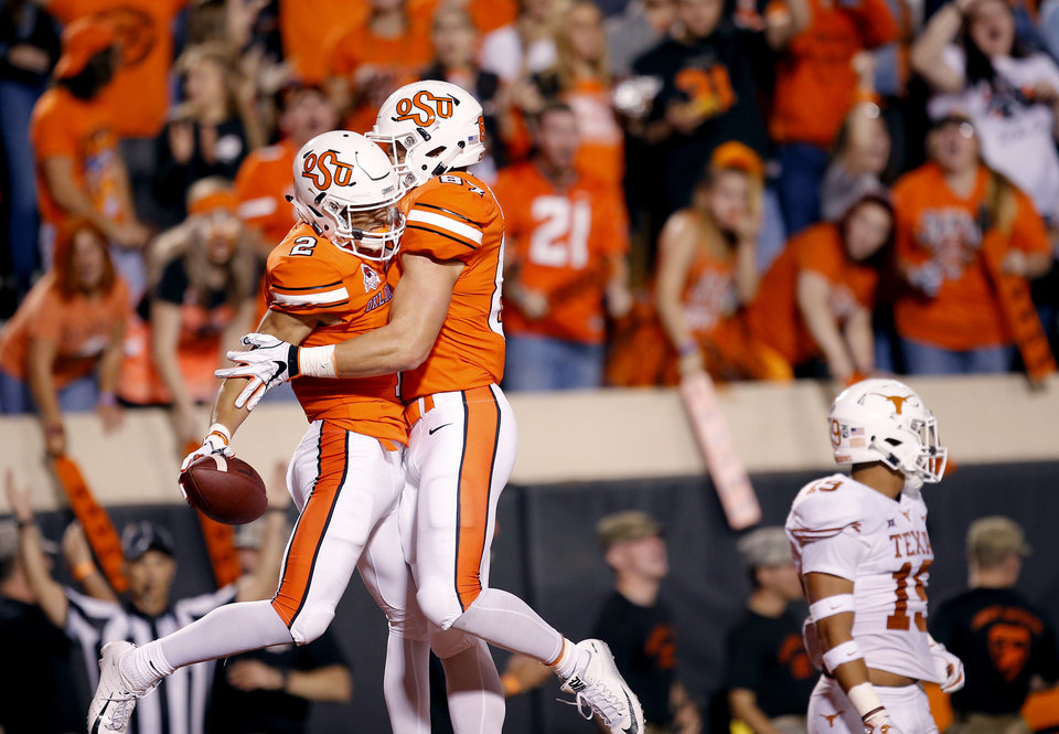 OSU football: Sinor shifts momentum with late punt vs. Texas