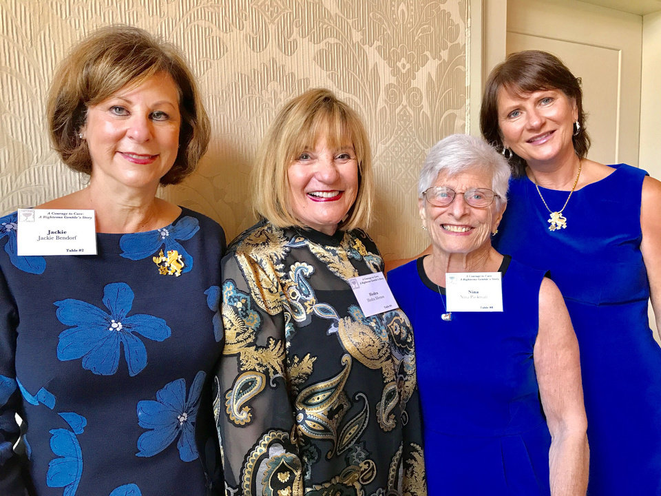 Photo - Jackie Bendorf, Hedra Merson, Nina Packman and Jeannie Smith. PHOTO PROVIDED