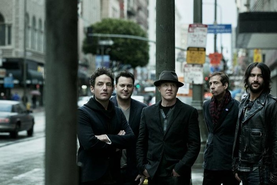 Photo -  The Wallflowers are currently touring to celebrate the 20th anniversary of Bringing Down the Horse, which recently was re-released on vinyl. [Photo provided by Buster Phillips]