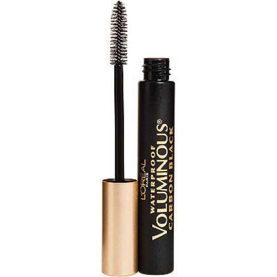 Photo - This L'Oreal Voluminous Waterproof Carbon Black mascara is celebrity makeup artist approved.