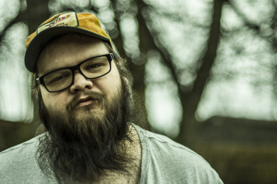 Photo -  John Moreland. Photo provided by Joey Kneiser