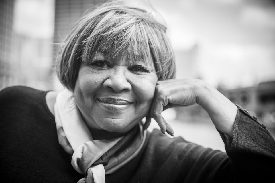 Photo - Rock and Roll Hall of Fame inductee Mavis Staples canceled her headlining appearance for ACM@UCO's Metro Music Fest April 6. [Photo provided]