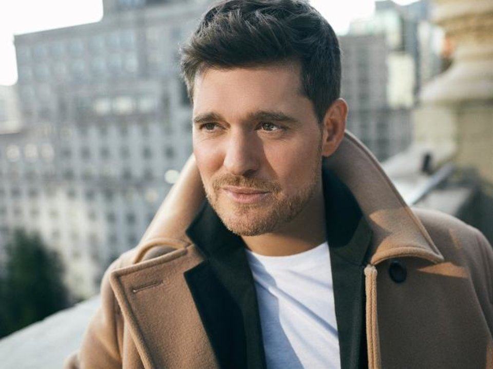 Photo -  Michael Buble [Evaan Kheraj]