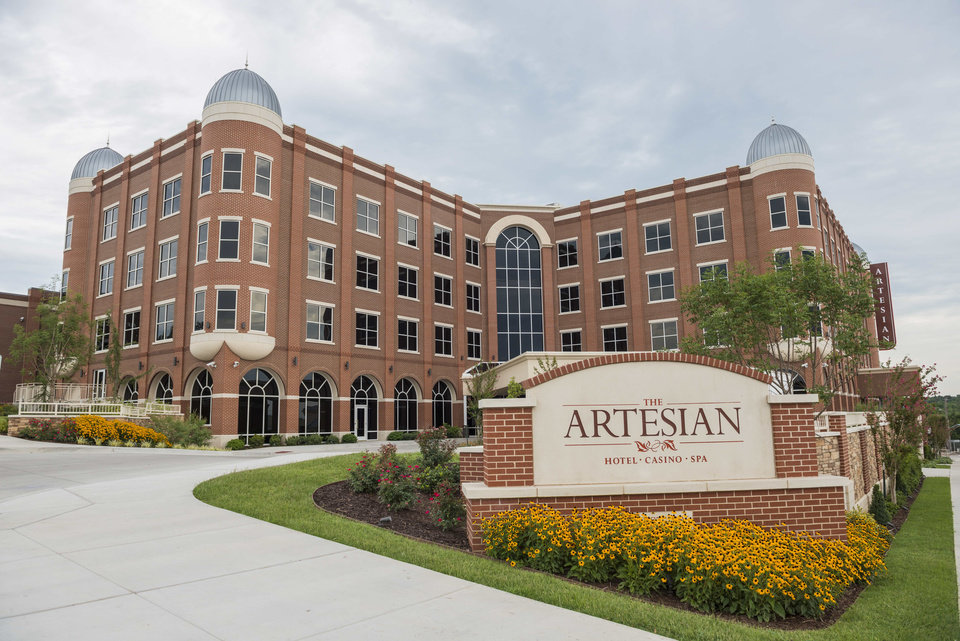 Photo -  The Artesian today. [Photo provided]