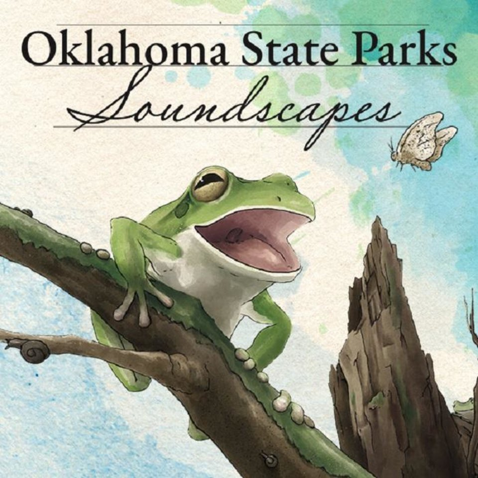 Photo - In honor of Earth Day, the Oklahoma Tourism & Recreation Department is releasing Wednesday an album of