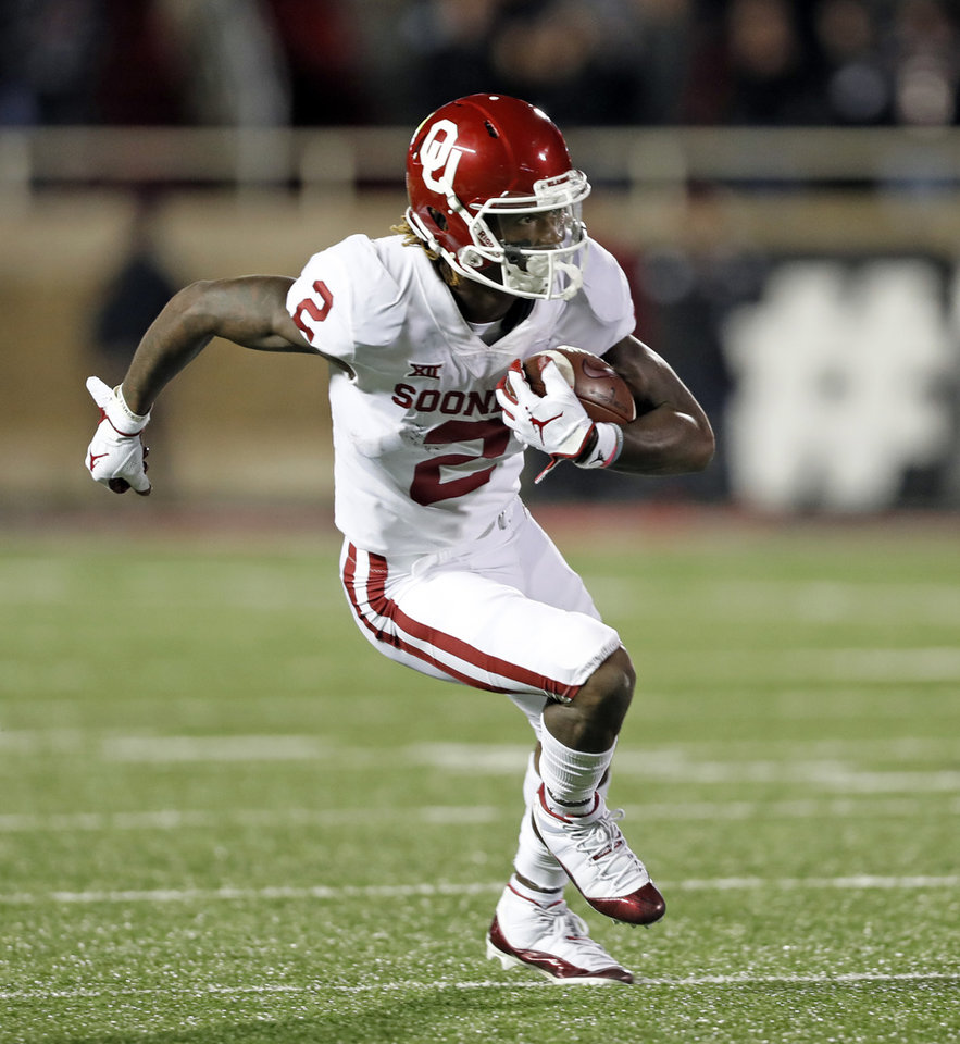 Sooners' WR CeeDee Lamb on penalties: 'That will never ...