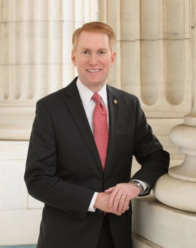 Photo -  Sen. James Lankford