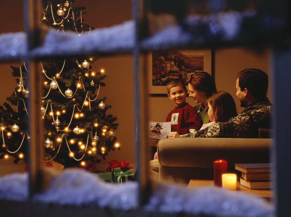 Photo - Think about slowing down this holiday season, allowing more time for reflection and family. [THINKSTOCK PHOTO]
