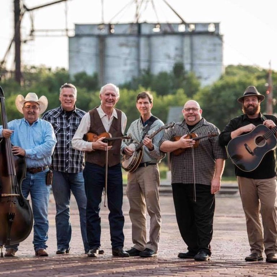 Photo - Byron Berline Band [Photo provided]
