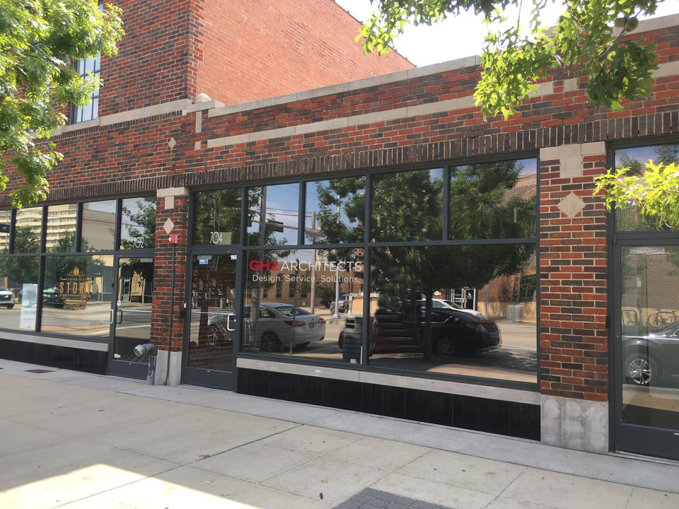 Tulsa Based GH2 Architects LLC Has Opened An Office At 704 W Sheridan Ave