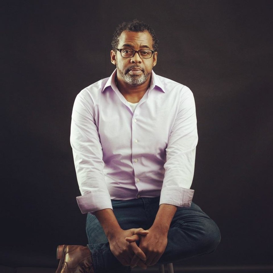 Photo - Quraysh Ali Lansana [Photo by Melissa Lukenbaugh]