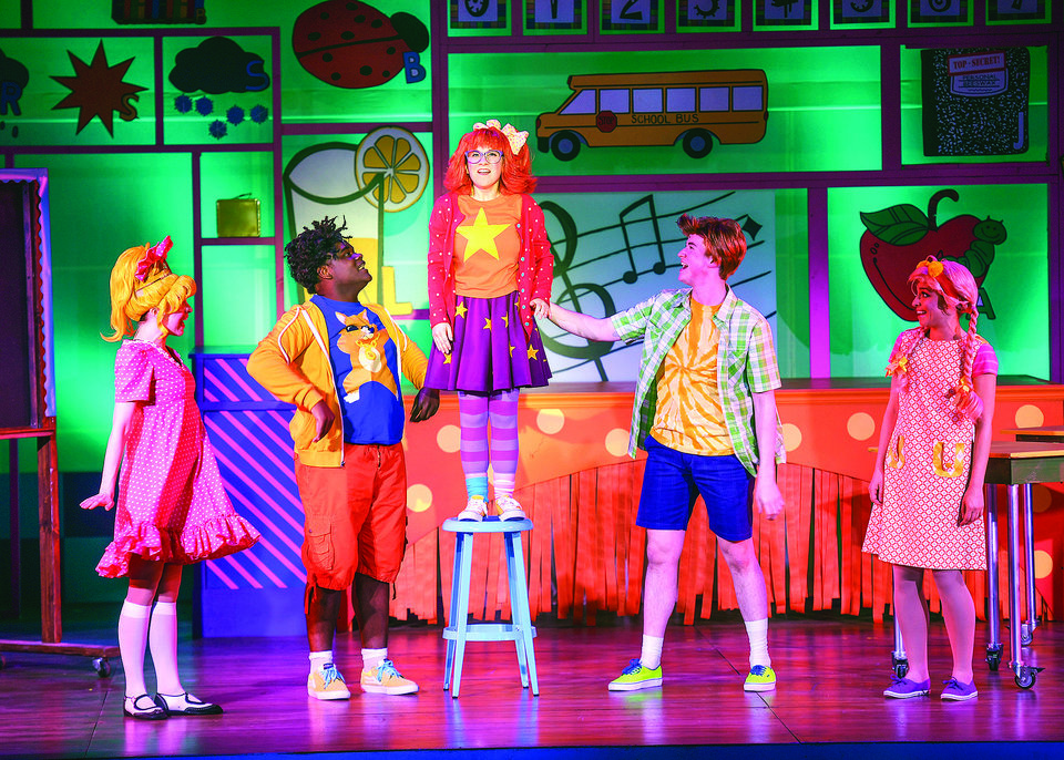 Theater review: Lyric earns an A+ with hit 'Junie B. Jones, The ...