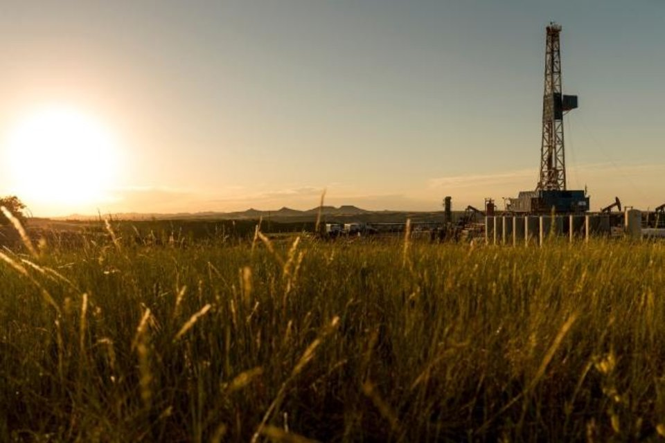 Photo -  WPX Energy drills and produces wells not only in the Delaware Basin, but also in North Dakota's Williston Basin. [PROVIDED BY WPX ENERGY]