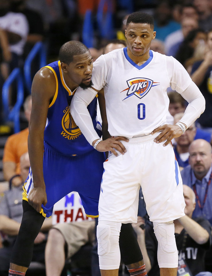 berry tramel  why is westbrook so angry with durant