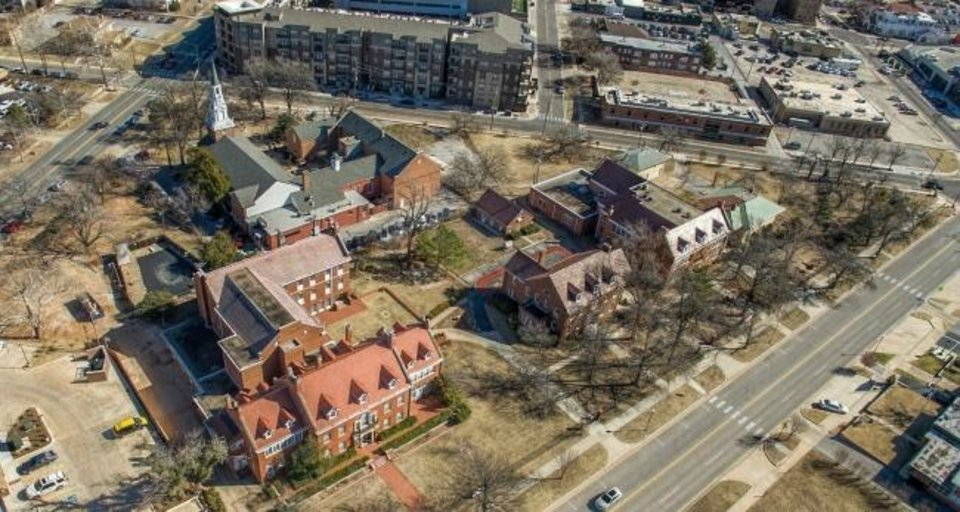 Photo -  The Villa Teresa campus, seen in this 2017 photo, is being redeveloped into a mix of housing and a hotel. [Encompass Media/Provided]