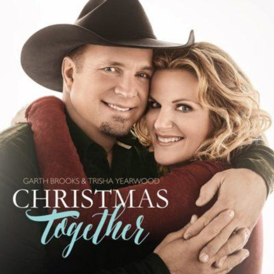 Photo - Garth Brooks and Trisha Yearwood are planning several holiday TV appearances in support of their first duets album,