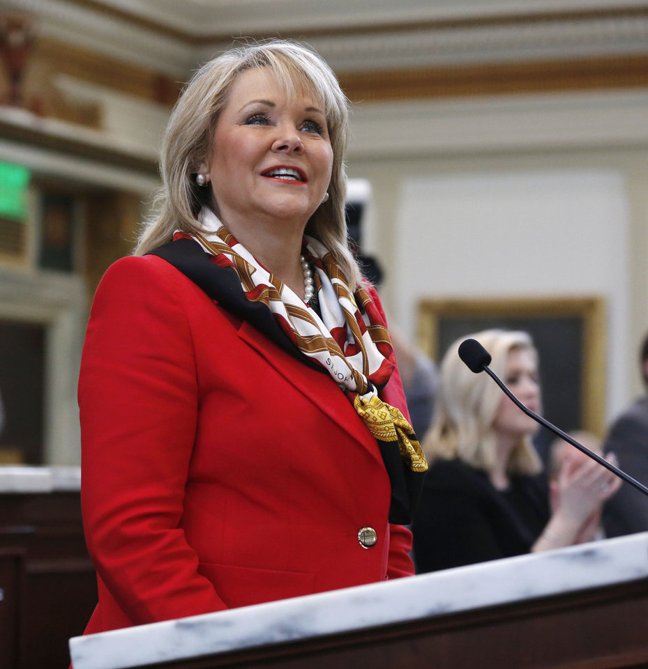 gov. mary fallin proposes tax on oklahoma wind production | news ok
