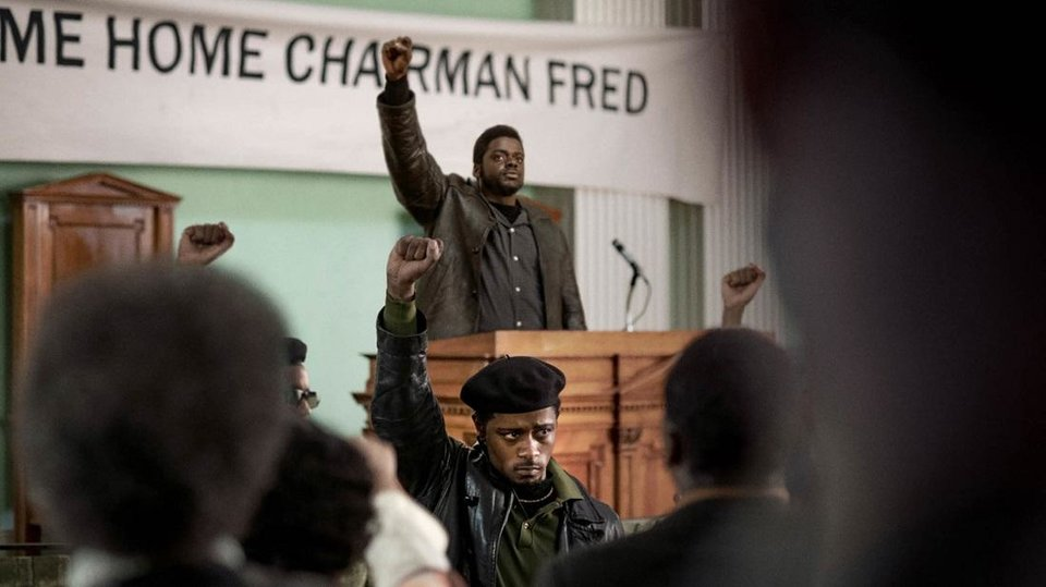Photo - Lakeith Stanfield and Daniel Kaluuya appear in Judas and the Black Messiah by Shaka King, an official selection of the Premieres section at the 2021 Sundance Film Festival. [Courtesy of Sundance Institute]