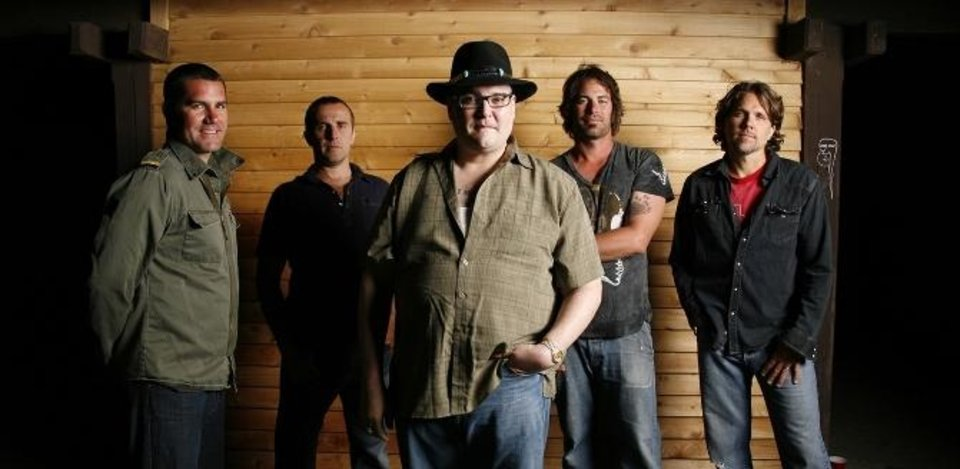 Photo - Blues Traveler will launch its spring tour April 7 at Choctaw Casino in Pocola. Photo provided