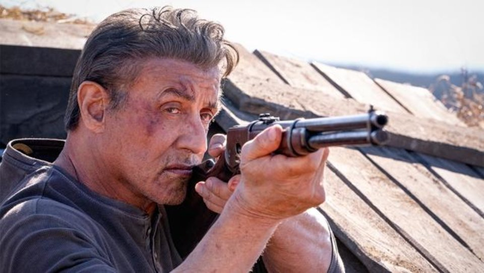 Photo -  Sylvester Stallone stars in