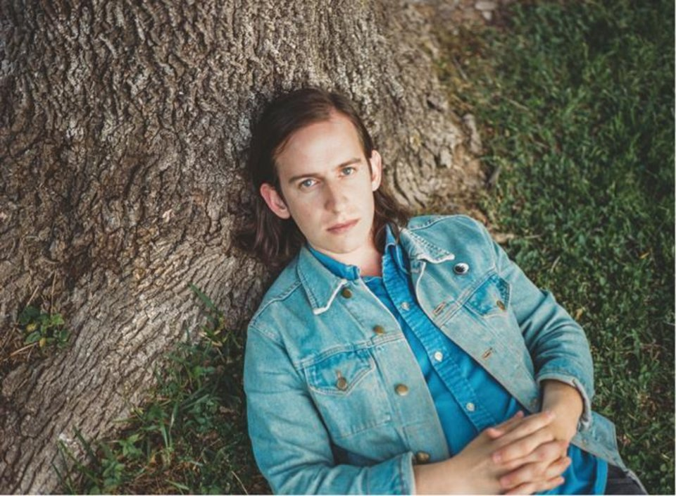 Photo -  Austin-based songwriter Adam Torres returns to Oklahoma for a March 1 concert at the Opolis. When he was young, he traveled through Oklahoma on his way to New Mexico. [Photo provided]
