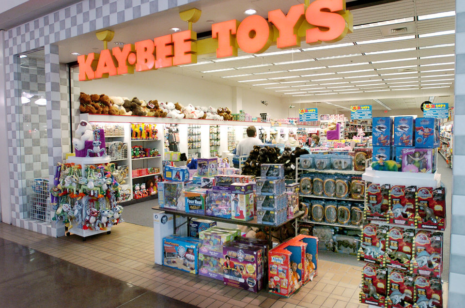 K Bee Toy Store KB Toys joins o...