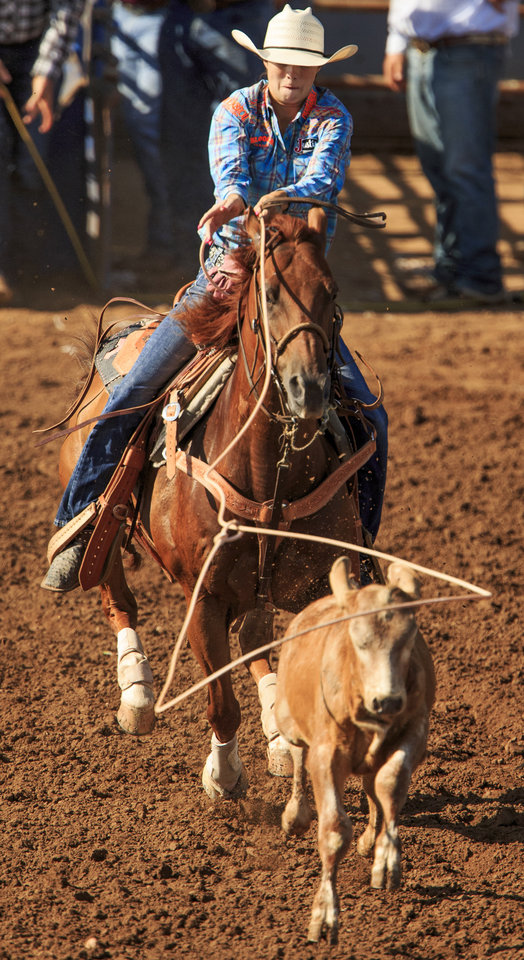 International Finals Youth Rodeo Continues Friday