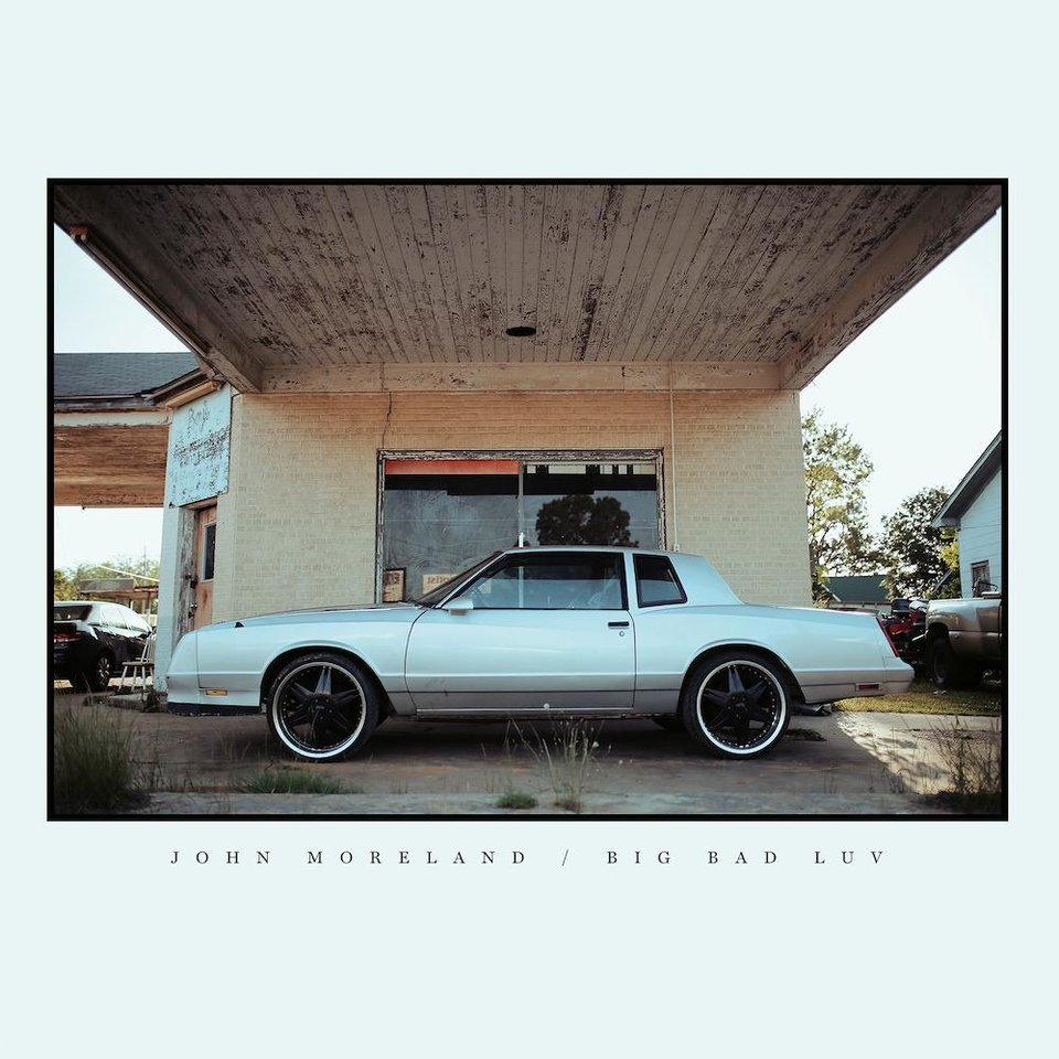 Photo -  John Moreland's fourth album and first with 4AD,