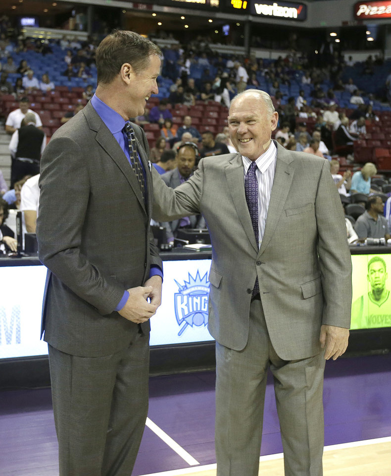Portland Trail Blazers Coach: Kings Fire Coach George Karl After 1 Full Season