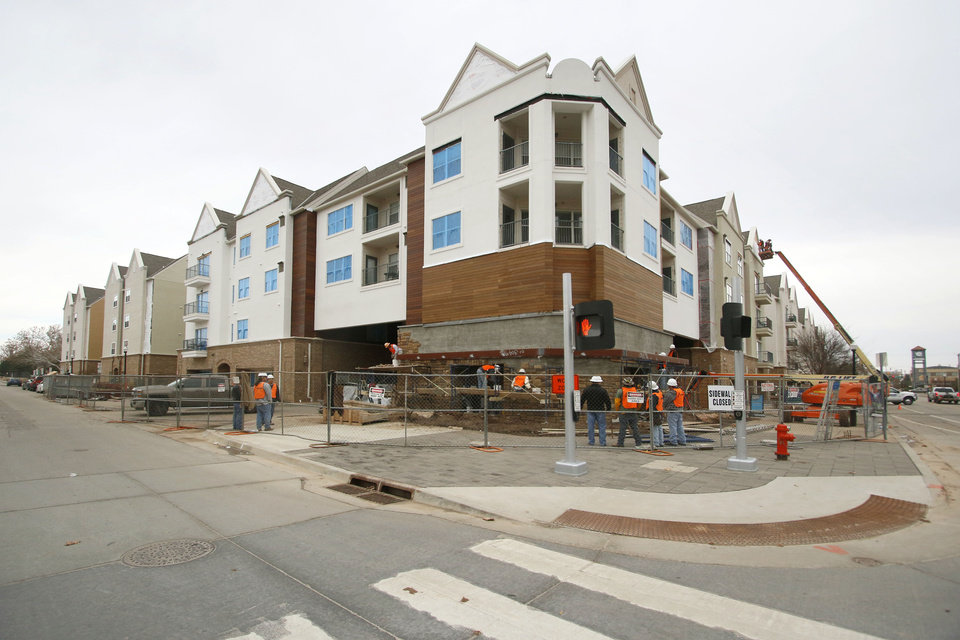 Downtown Oklahoma City apartments in Arts District will include