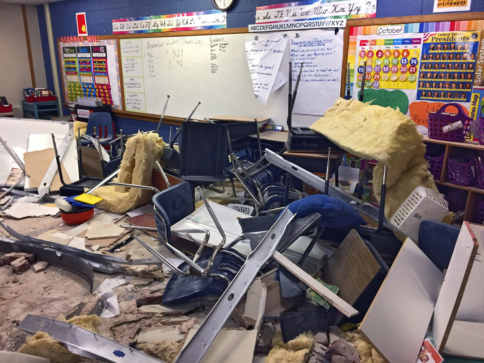 Samurai sword among items found in pickup that crashed into school