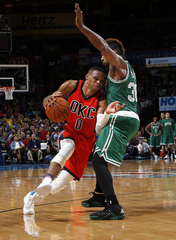 russell westbrook stunningly left - photo #28