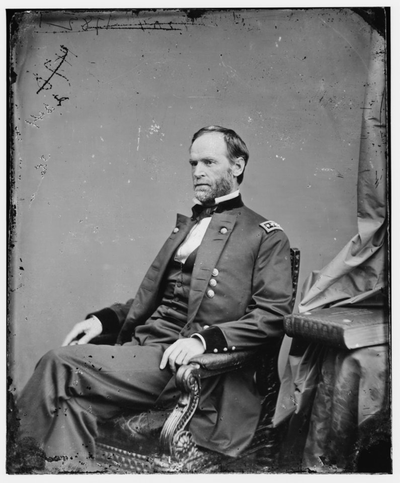 an analysis of the life of william tecumseh sherman and his march to the sea Tecumseh was a very significant native american who gave his life for what he believed he knew that the americans were a tremendous threat to all indian tribes, and realized that the indians would be destroyed one by one if not united.