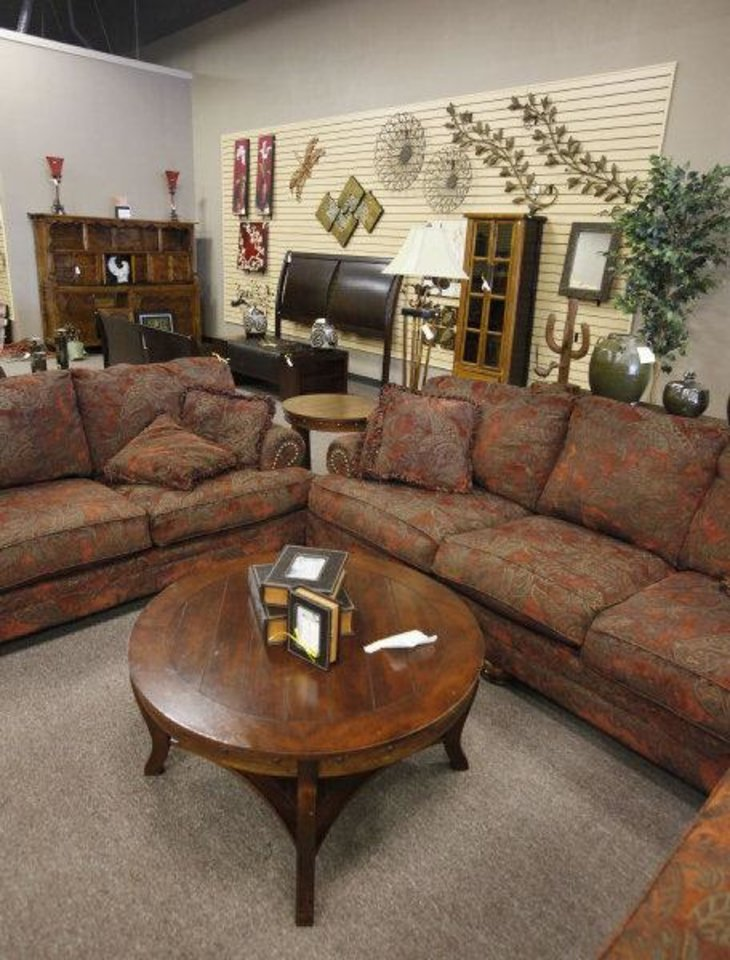 The Showroom Floor At Furniture Buy Consignment Nw 58 Street And N May Avenue Paul B Southerland Paul B Southerland