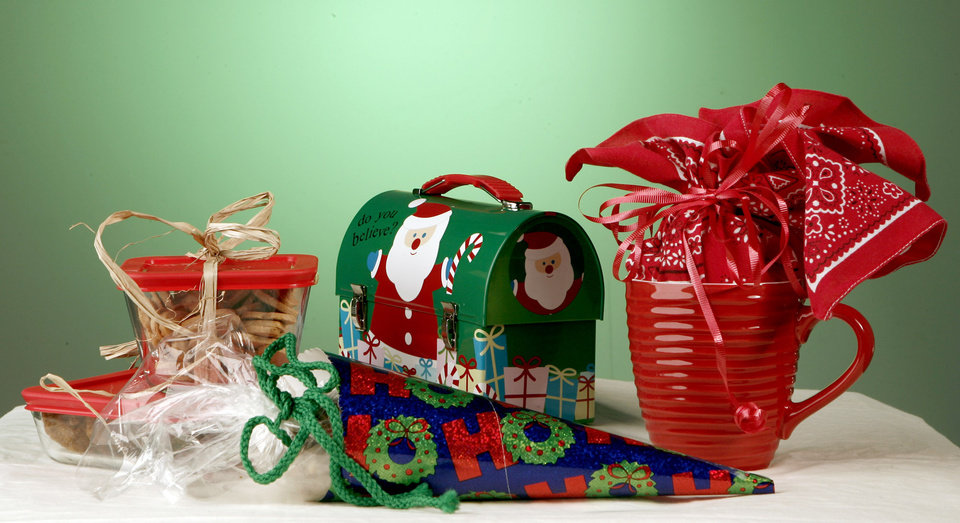 Proper Packaging Puts Christmas Cookies In Best Light As Gifts Article Photos