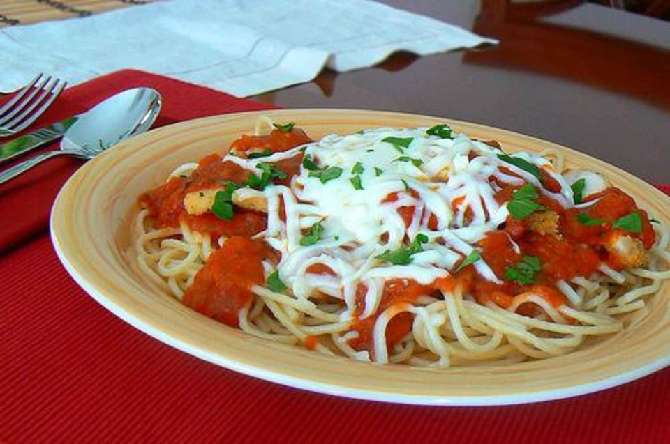 Photo -  Chicken Parmigiana is a great recipe for beginners to Italian cooking.